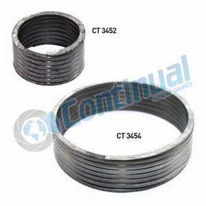 TORSION SPRING SET LEFT