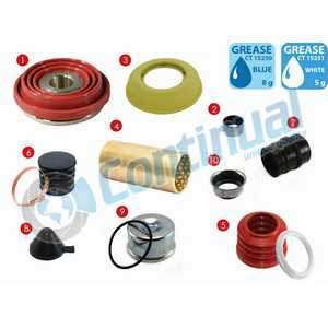 DUST RUBBER REPAIR KIT